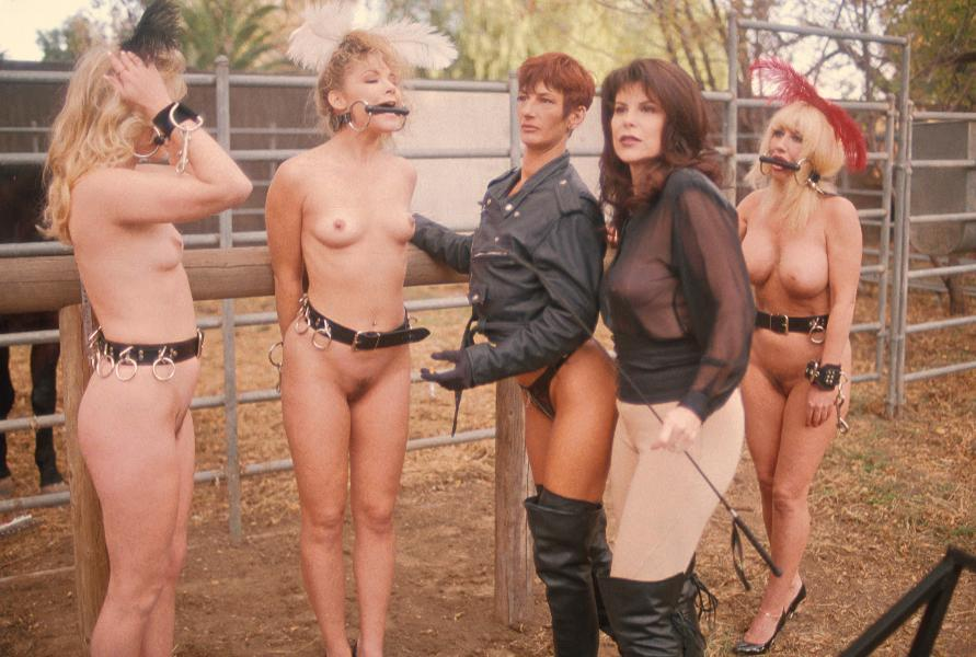 Ona Zee Ponygirls Training Videos /